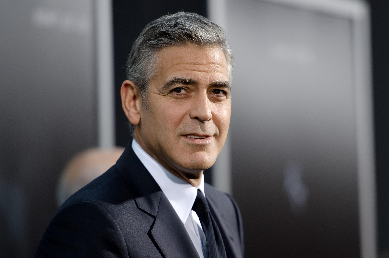 Kết quả hình ảnh cho George Clooney