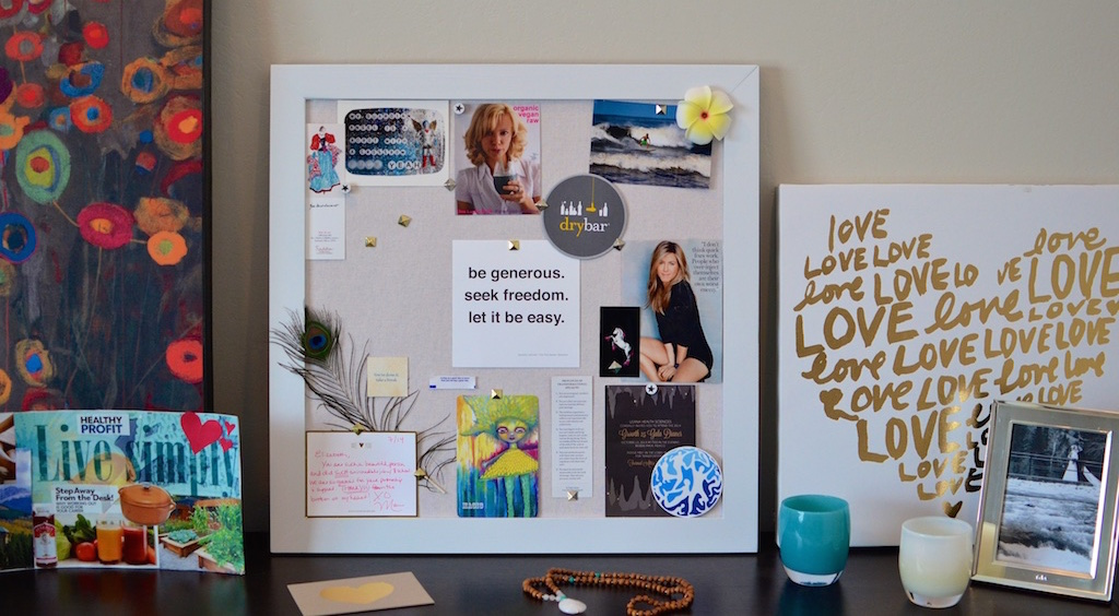 the reason vision boards
