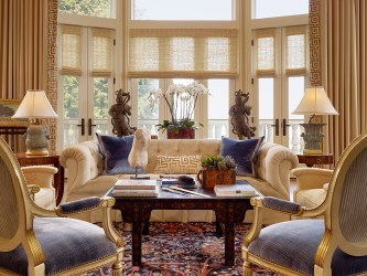living room traditional rooms interior classic luxury fabrics chateau francisco san symmetry cecilie starin decorating decor designs sitting elegant timeless