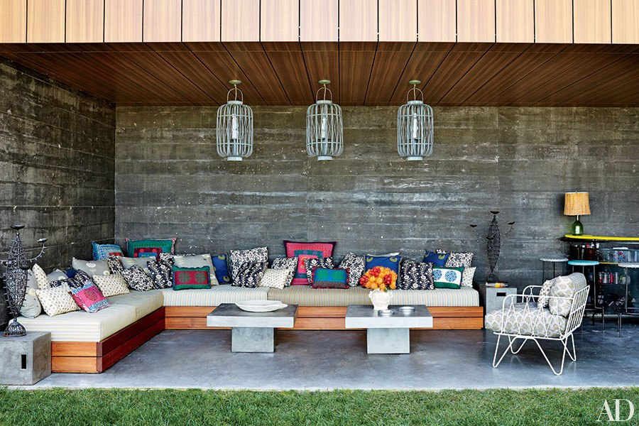 The Most Creative Ways to Set Up Outdoor Seating This Summer  HuffPost