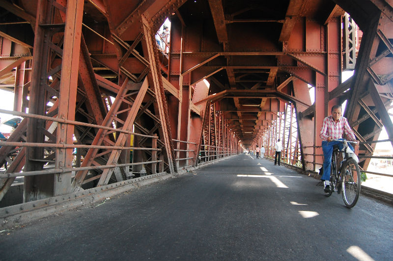 Bridge No 249 Delhis Iron Grande Dame