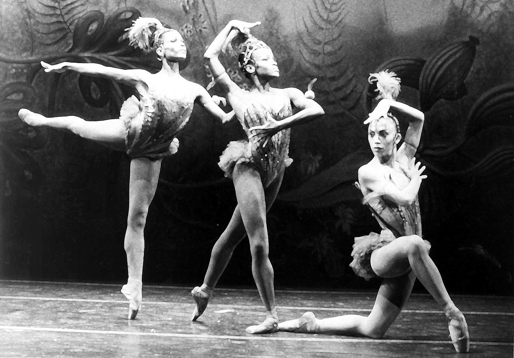 On The A W Souleo Dance Exhibition Celebrates Firsts