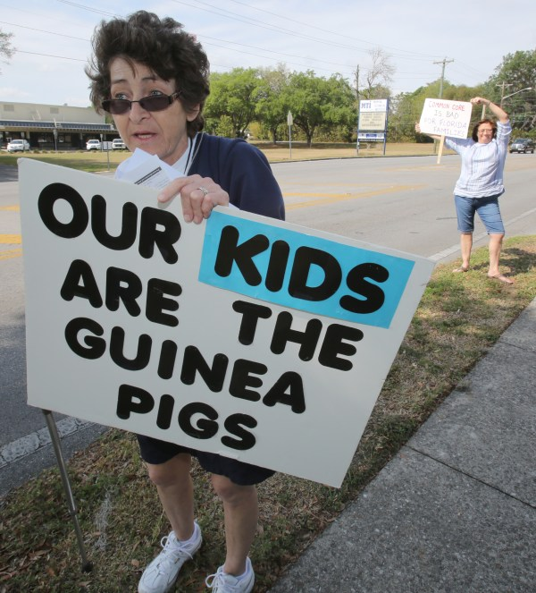 Parent Opt- Movement Engine Of Common Core Unraveling