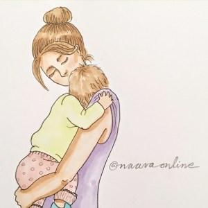mother mom drawing drawings child parenthood toddler illustrations celebrate beauty mothers steinberg stacey huffingtonpost