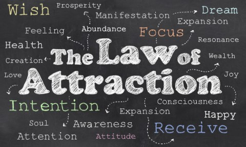 Image result for laws of attraction
