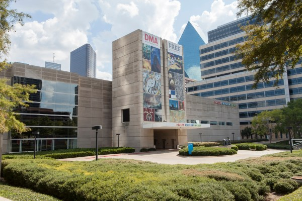 Dallas Museum Of Art Refreshing Frontier And