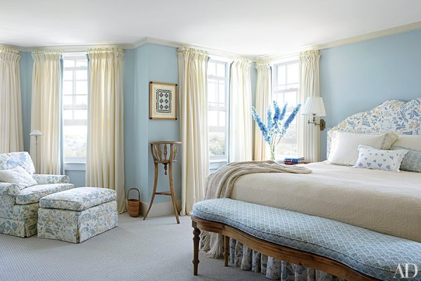 blue interior bedroom designs Beautiful Blue Bedrooms | HuffPost