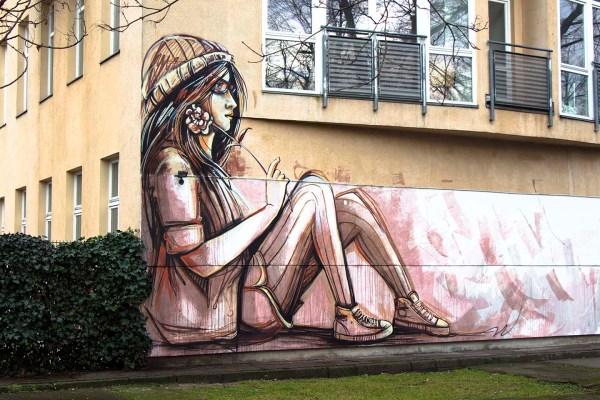 Europe' Street Art Uncovered Huffpost