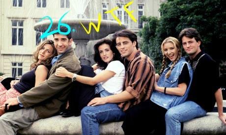 friends series 1 six