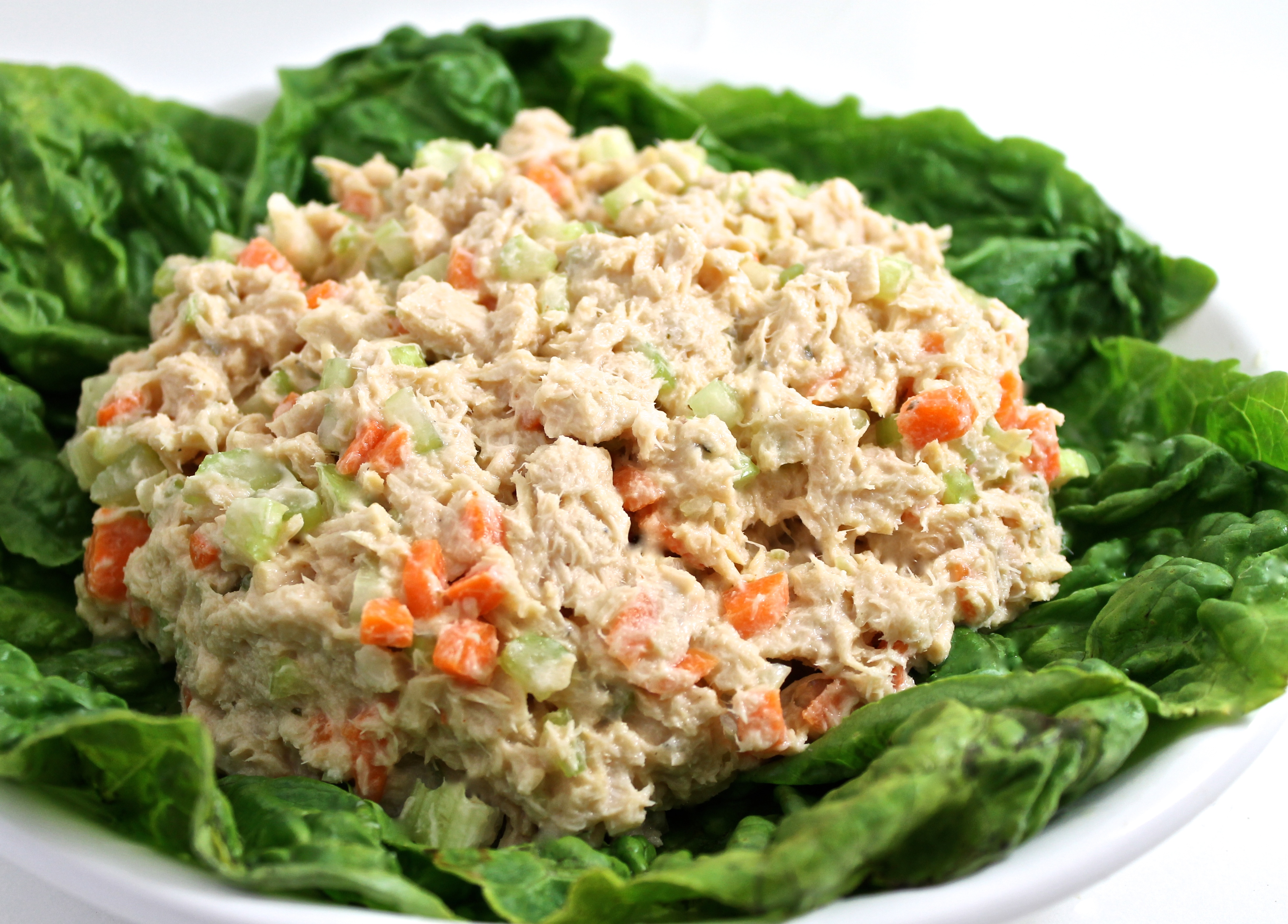 Skinny Buffalo Ranch Tuna Salad  HuffPost
