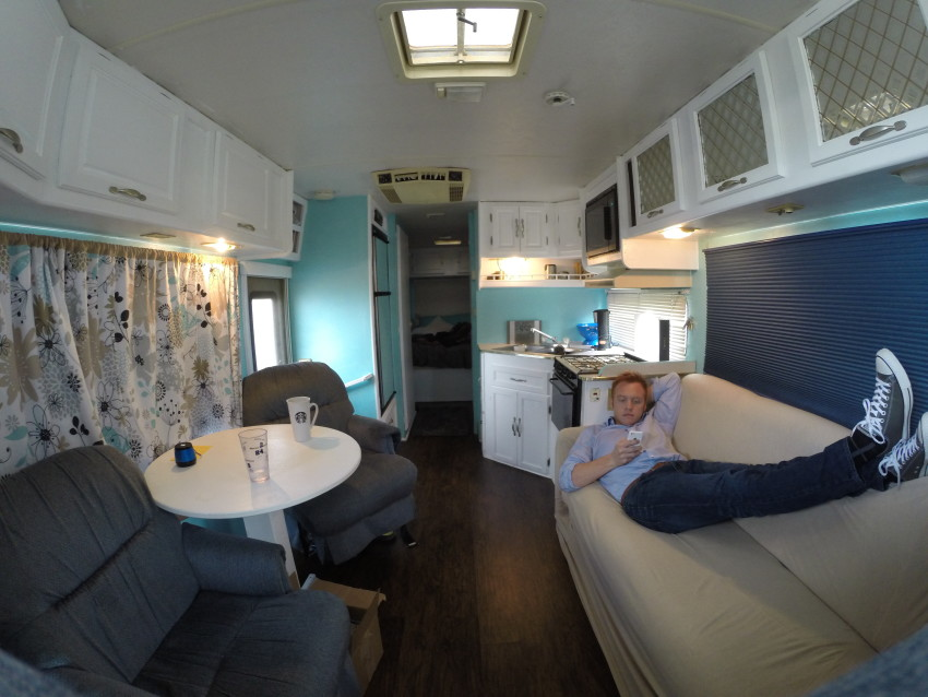 Six Reasons Why You Should Live in an RV During Your 20s  HuffPost