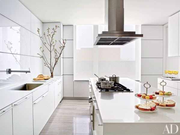 contemporary kitchen inspiration Before + After: Amazing Kitchen Makeovers | HuffPost