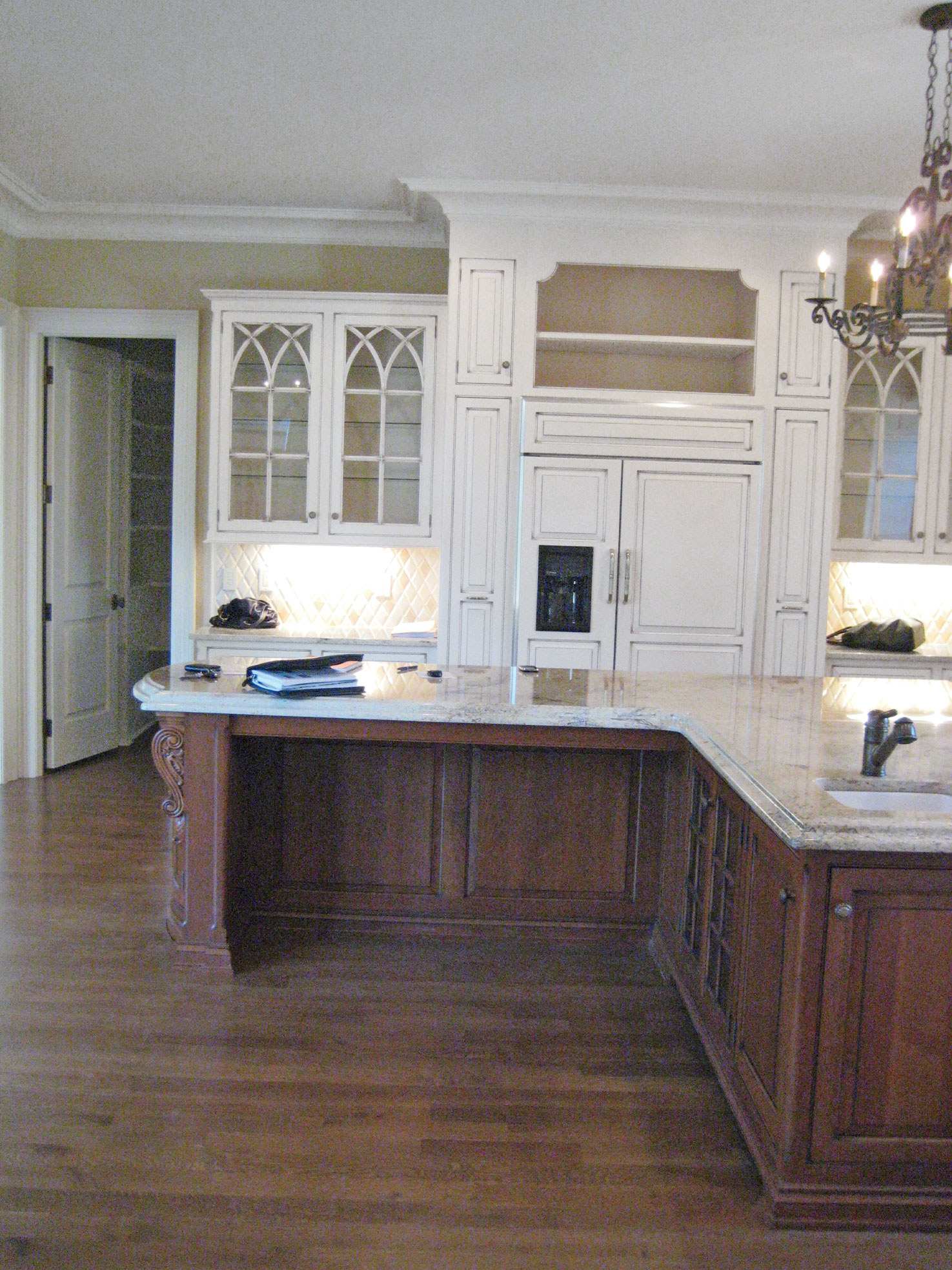 kitchen facelift before and after best material for sink 43 amazing makeovers huffpost