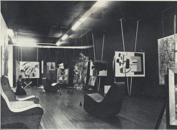 Culturezohn Peggy Guggenheim Art Addict Huffpost