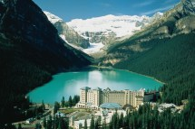 Fairmont Chateau Lake Louise Alberta