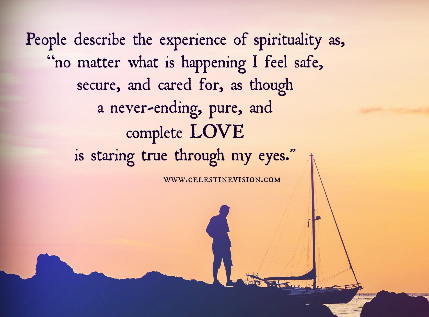 5 Life Changing Spiritual Experiences