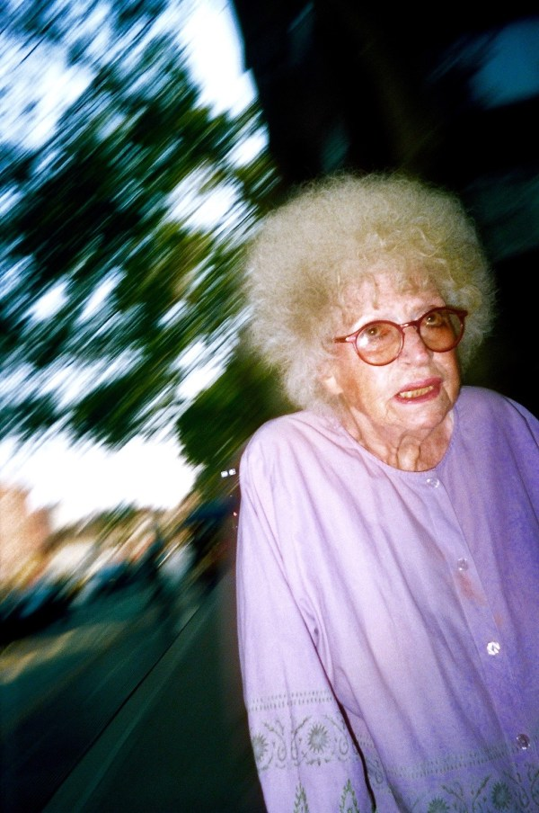 Disposable Camera Street Photography