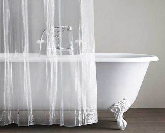 How To Clean A Shower Curtain Liner HuffPost