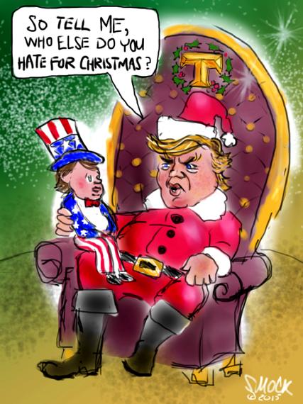 A Trump Christmas HuffPost