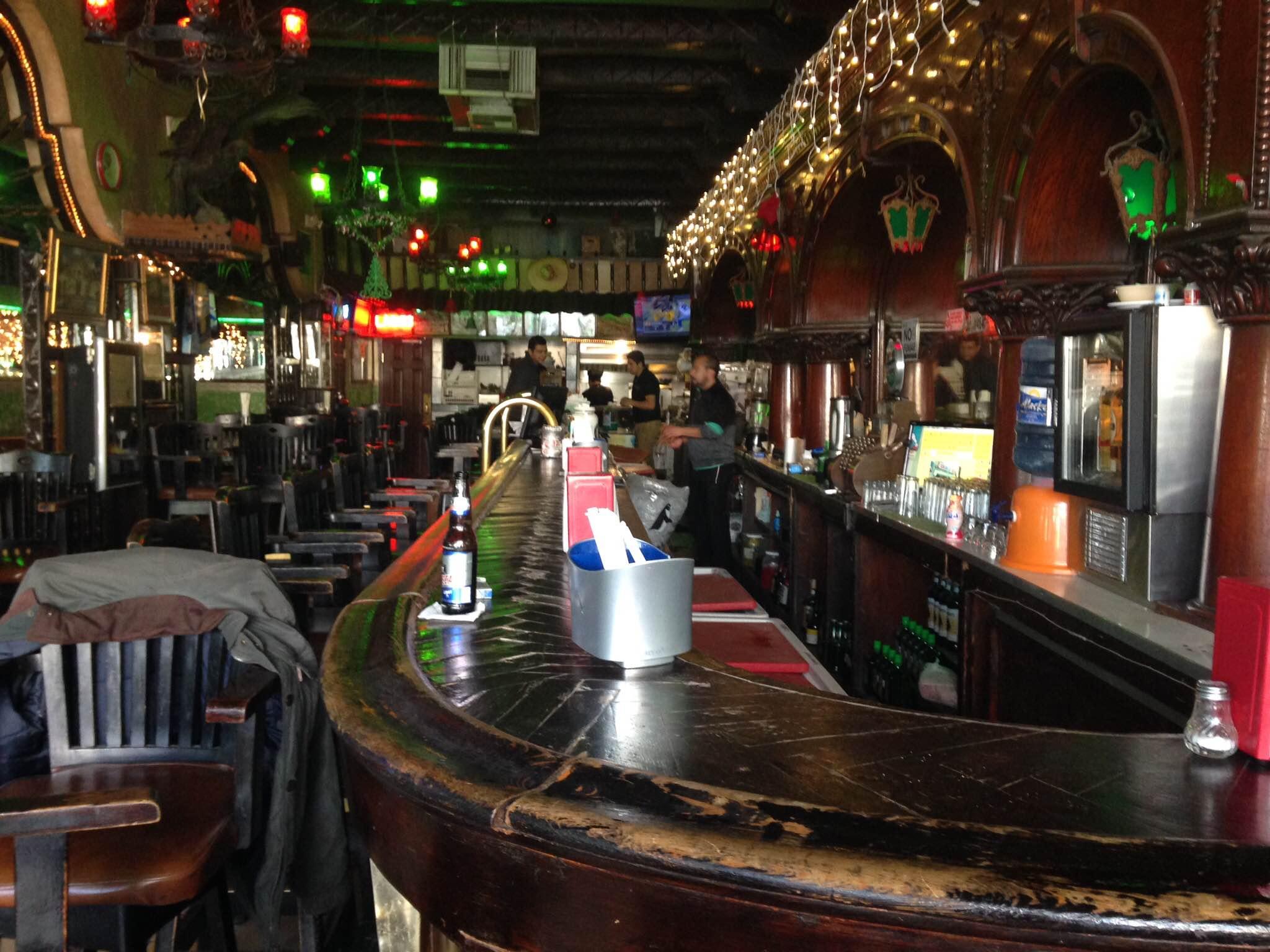 Explore One Of Juarez Mexicos Oldest Bars The World