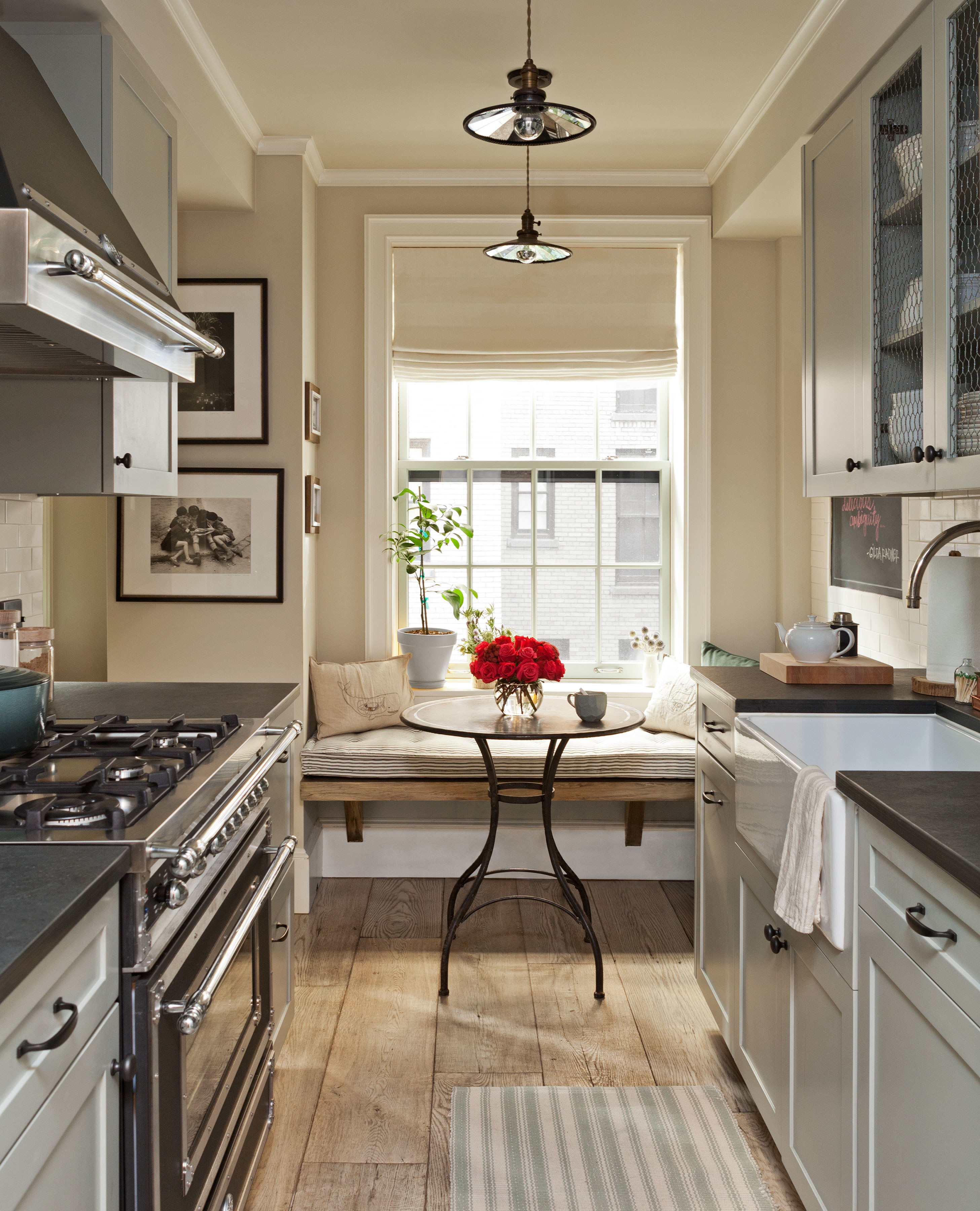5 Tips to Make Your Small Kitchen Feel Large  HuffPost