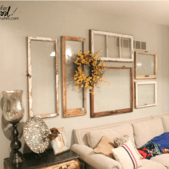 Ideas For Decorating Living Room Walls Ceiling Lighting Uk 53 Gorgeous Ways To Dress Your Blank And Boring Huffpost Life