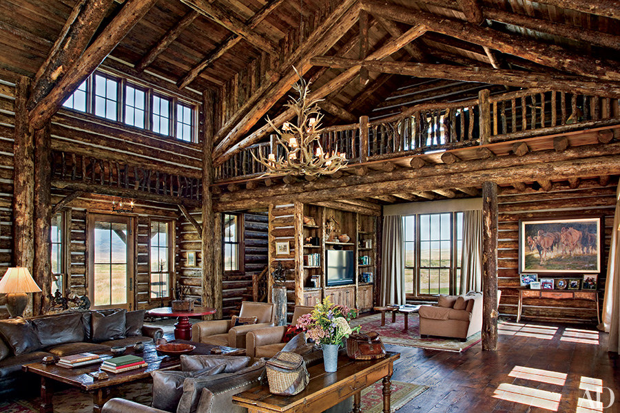 Go Inside 7 Spectacular Mountain Homes  Huffpost Life