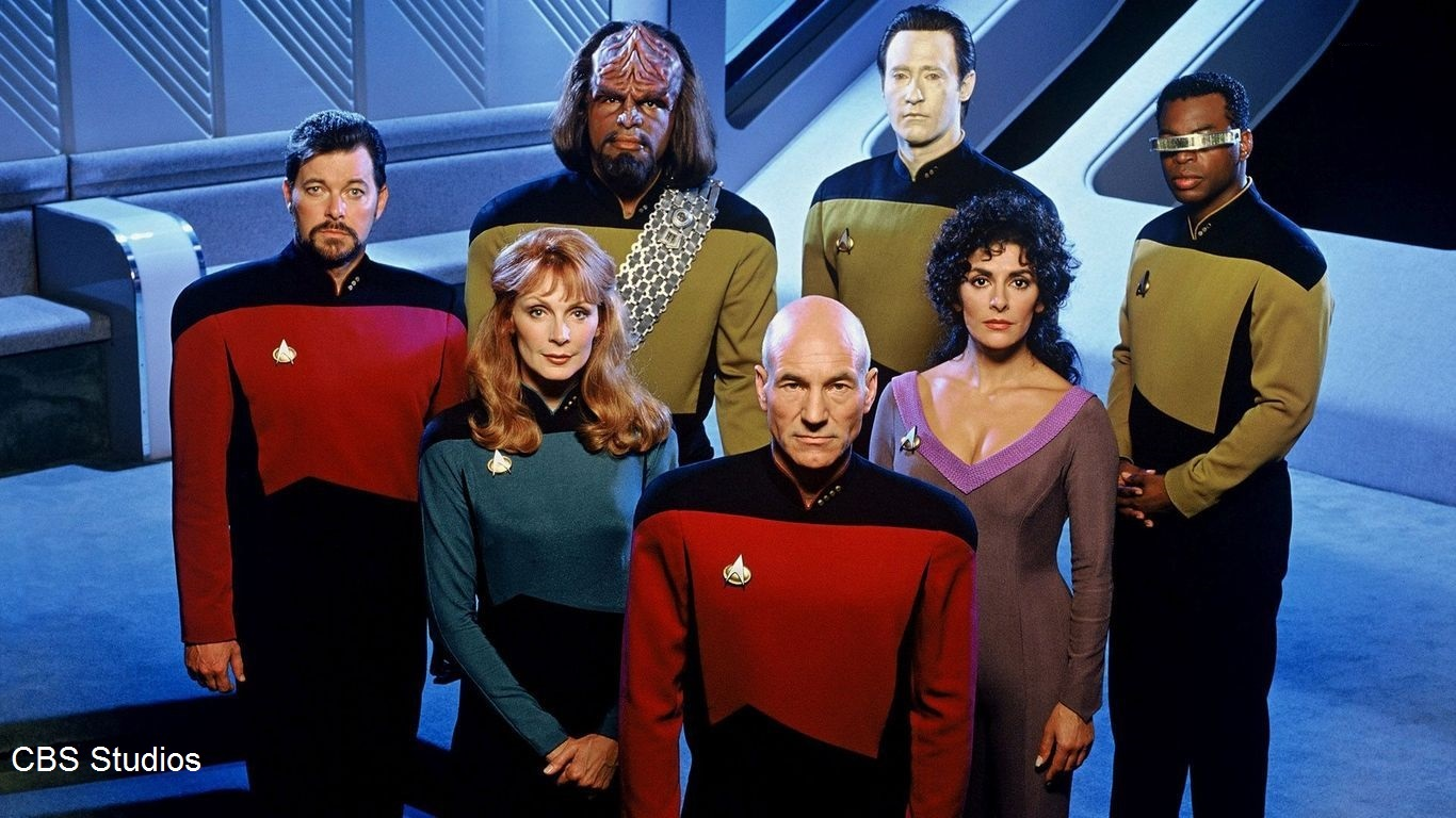 Image result for star trek the next generation