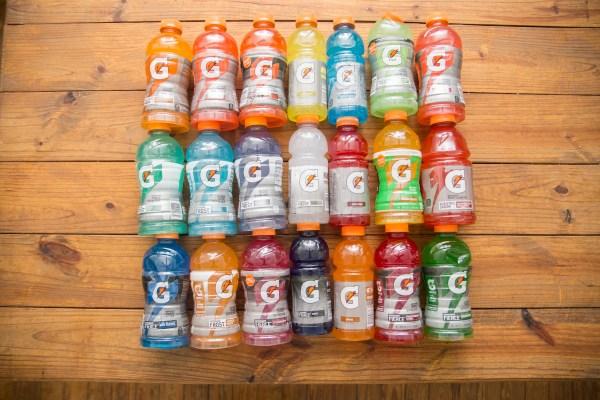 Ultimate Ranking Of Gatorade Flavors Huffpost