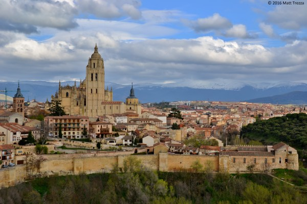 Segovia City Guide Palace Stay Pork
