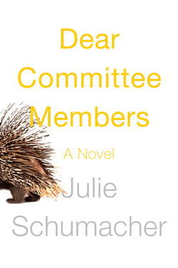 julie schumacher dear committee members