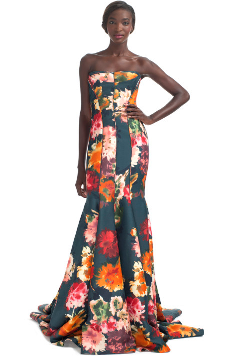 Floral Print Wedding Dresses  HuffPost
