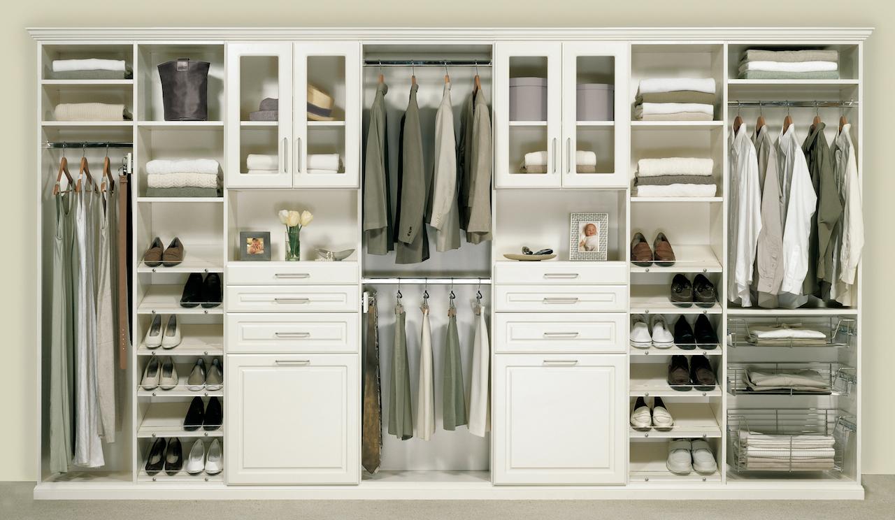 5 Ideas For Creating An Enviably Organized Closet Huffpost