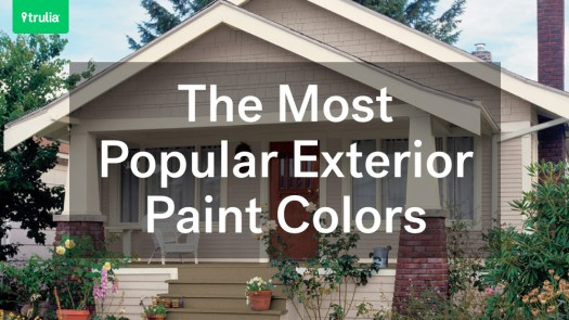 The Most Por Exterior Paint Colors Huffpost