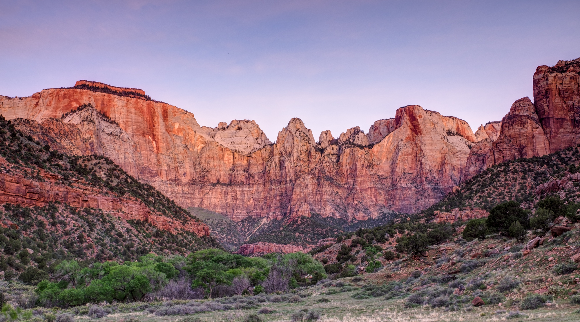 The Best of Zion National Park  EDCUtah