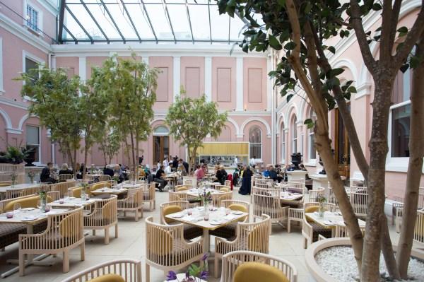 Dine Art London' Top Five Restaurants Huffpost Uk