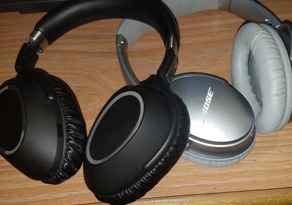 Sennheiser PXC 550 Vs Bose QC35 Battle Of The Bluetooth Headphones HuffPost