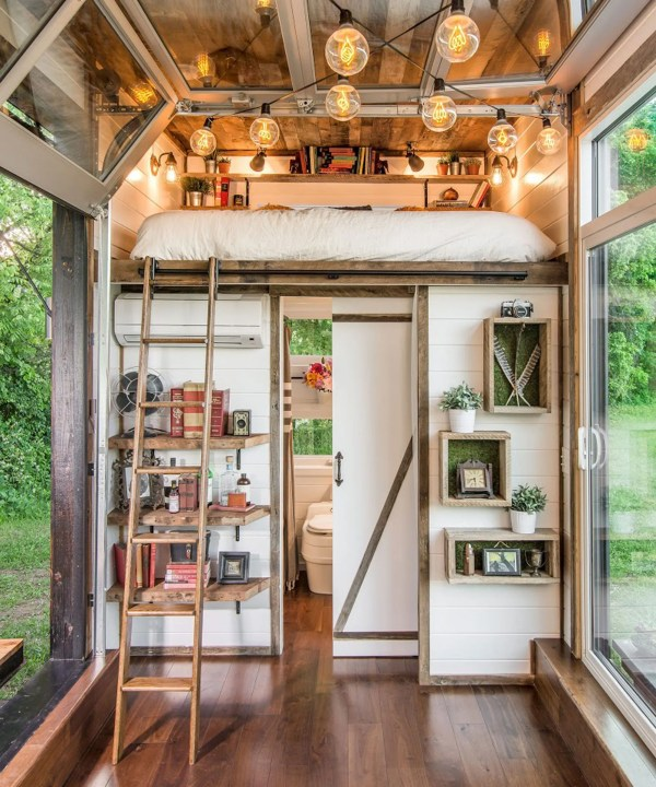 Gorgeous Tiny House Proof Size Matter