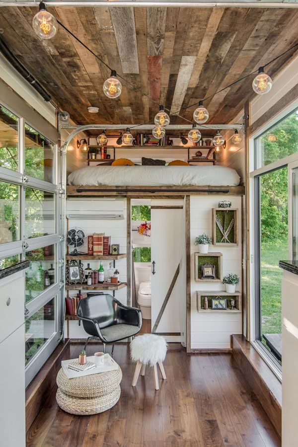 This Gorgeous Tiny House Is Proof That Size Doesnt Matter HuffPost