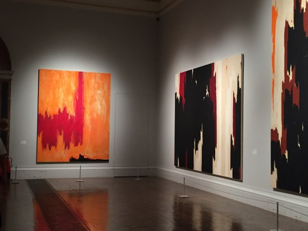 Abstract Expressionism Royal Academy 'utterly