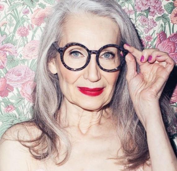 Image Result For Older Women Long Hair