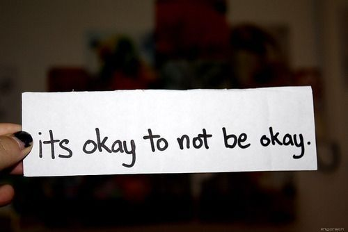 Image result for it's okay not to be okay