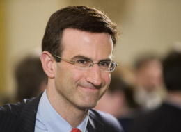 Peter Orszag, the most adorable economist ever.