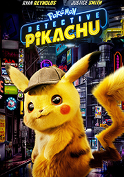 Download Detective Pikachu Sub Indo : download, detective, pikachu, Pokemon, Detective, Pikachu, Movie, Download, Watch, Online, English, Movies