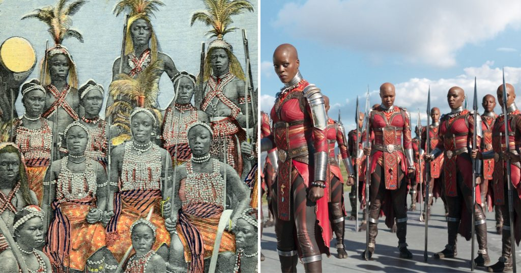 Wakanda composite