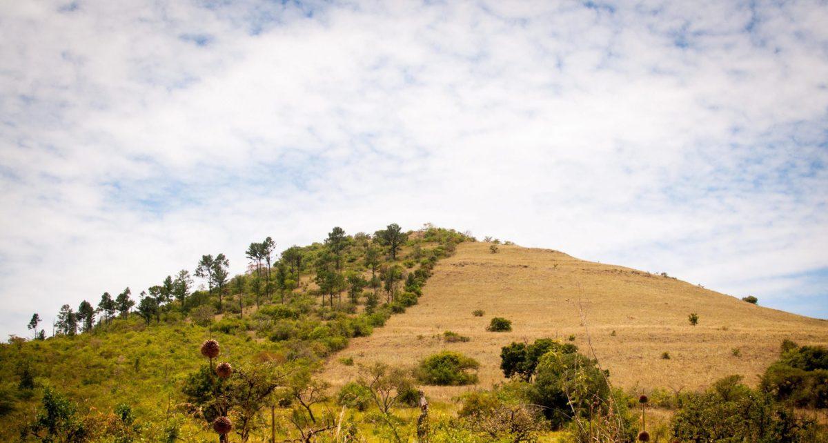 Ruma National Park hill