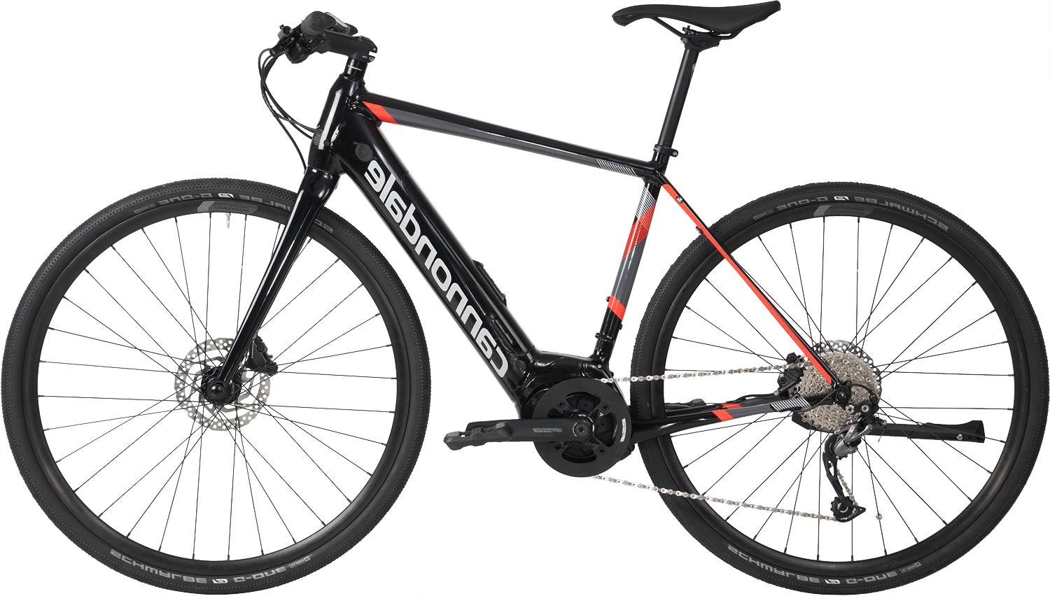 2019 Cannondale Quick Neo Electric Assist Hybrid/Commuter Bike