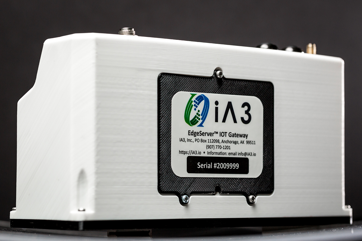 The iA3 EdgeServer