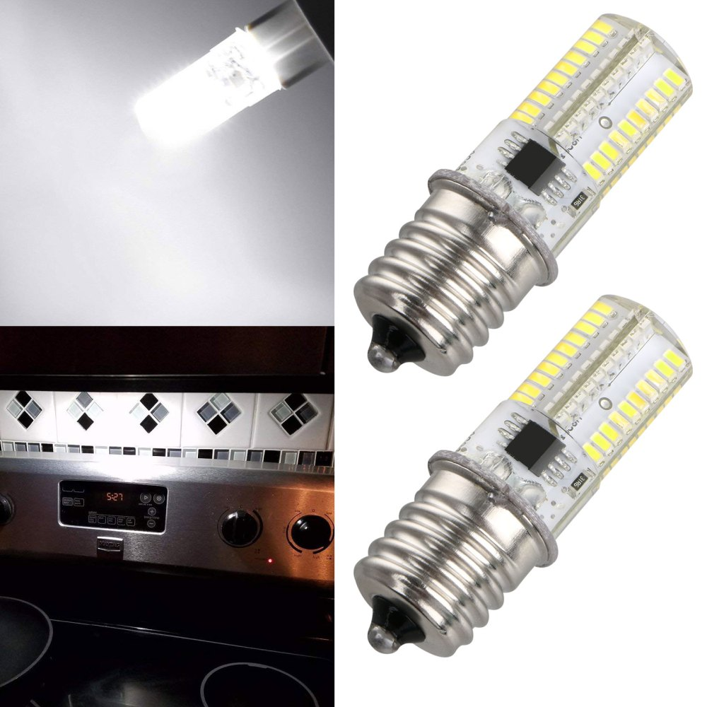 medium resolution of 2pcs microwave led replacement light bulb for appliance