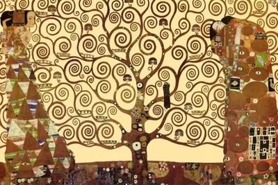 The Tree Of Life Canvas Wall Art By Gustav Klimt ICanvas